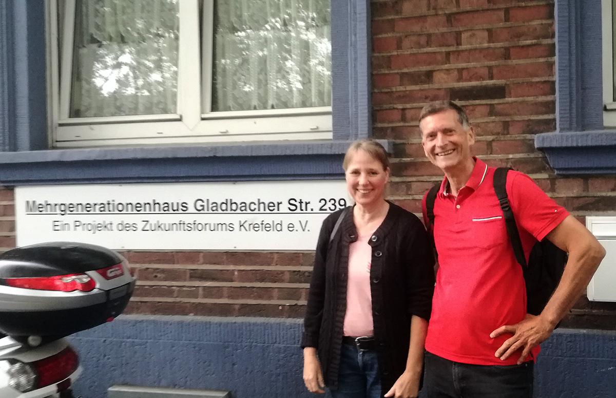 Mehrgenerationenhaus an der Gladbacher Straße