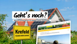 Bauherren ignorieren Klimaschutzziele in Krefeld